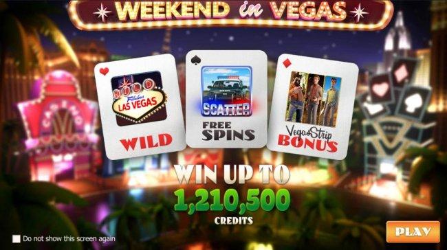 Weekend in Vegas screenshot