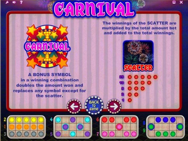 Carnival screenshot