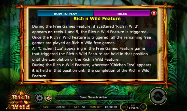 Bonus Feature Rules by Free Slots 247