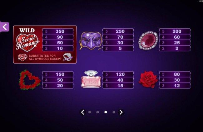 Secret Romance by Free Slots 247