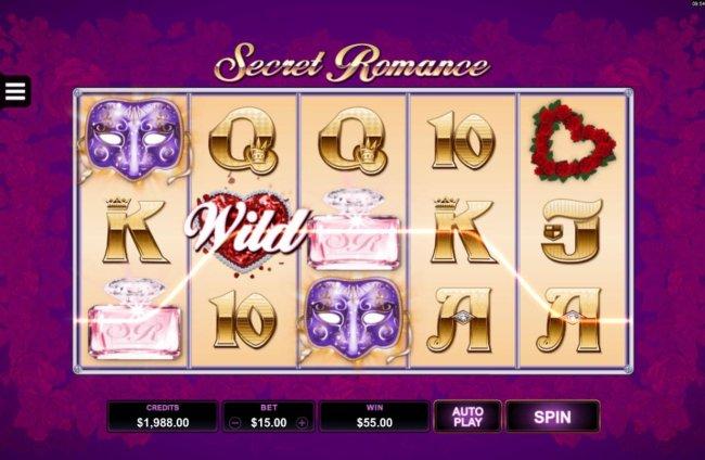 Images of Secret Romance