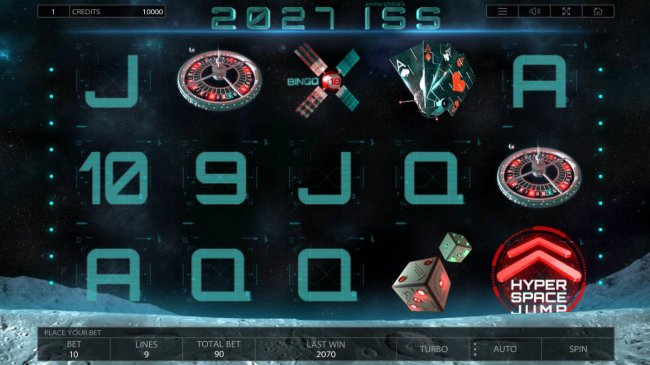 2027 ISS by Free Slots 247