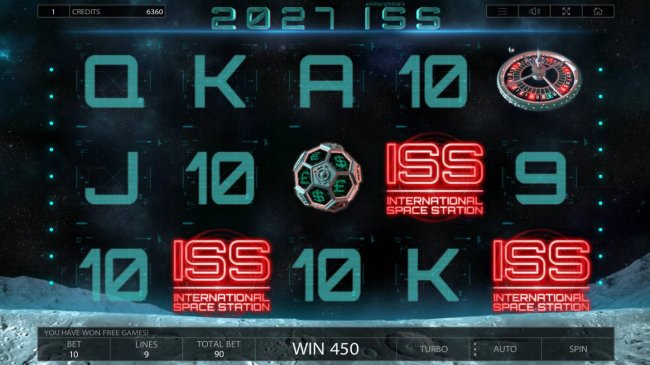 2027 ISS screenshot