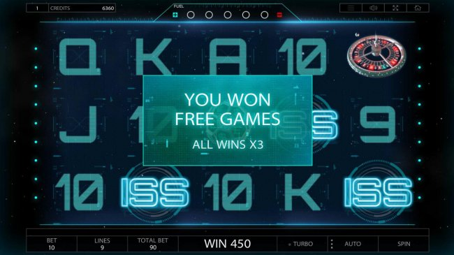 Free Slots 247 - Unlimited free spins have been awarded player with all wins multiplied by 3x.