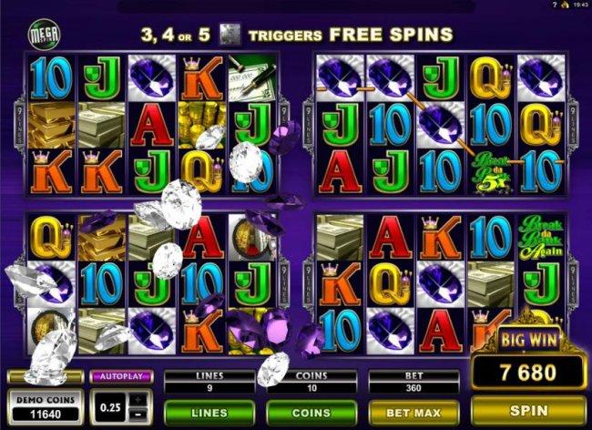 Break da Bank Again II screenshot