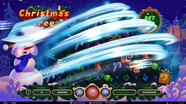 Christmas Tree by Free Slots 247