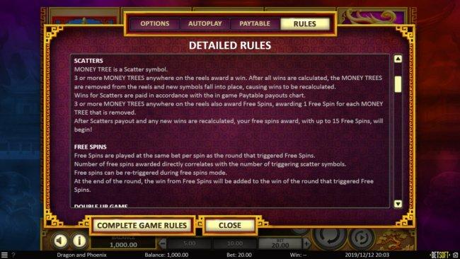 Free Slots 247 image of Dragon & Phoenix