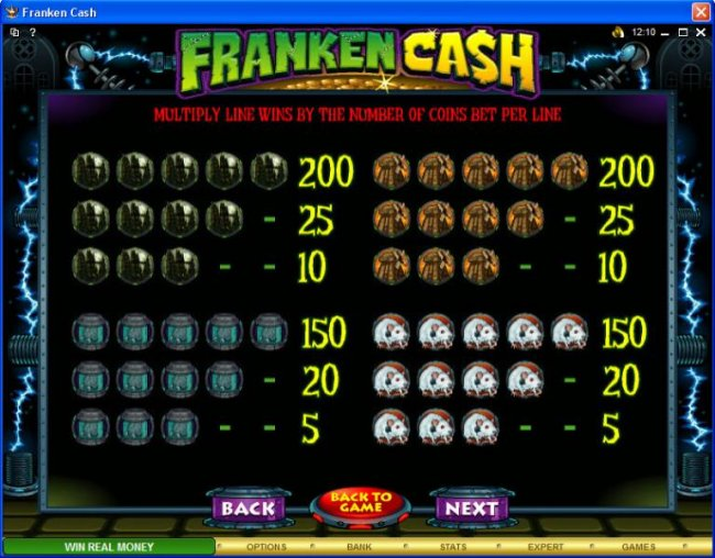 Images of Franken Cash