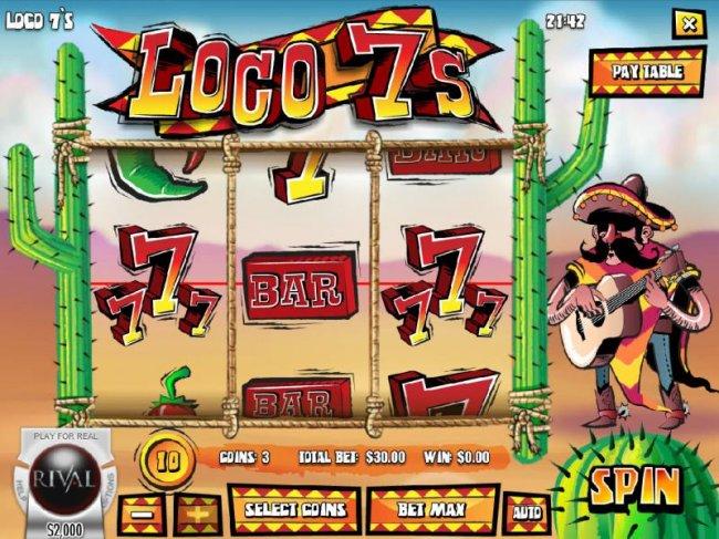 Images of Loco 7's