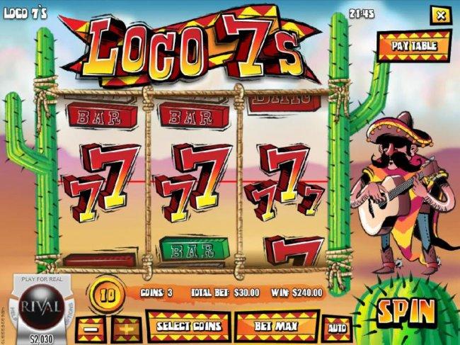 Loco 7's screenshot