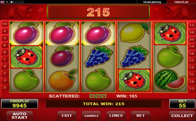 Lucky Bells by Free Slots 247