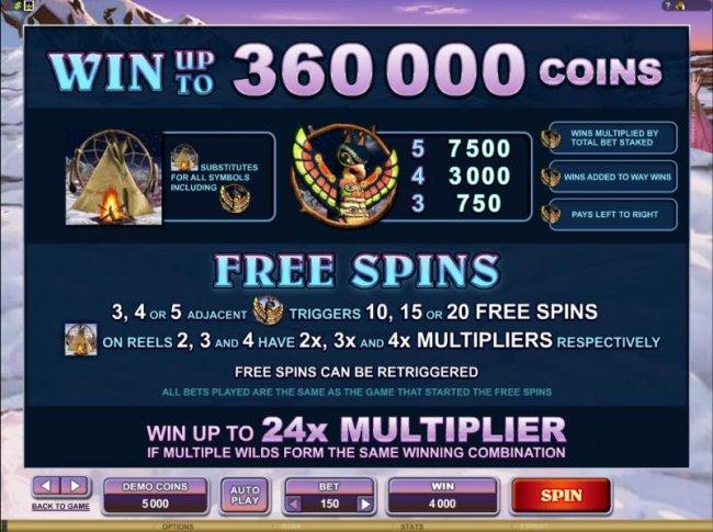 Free Slots 247 image of Mystic Dreams