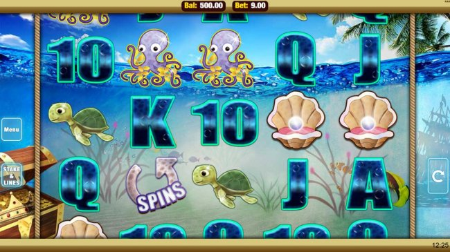 Free Slots 247 image of Pearls Fortune