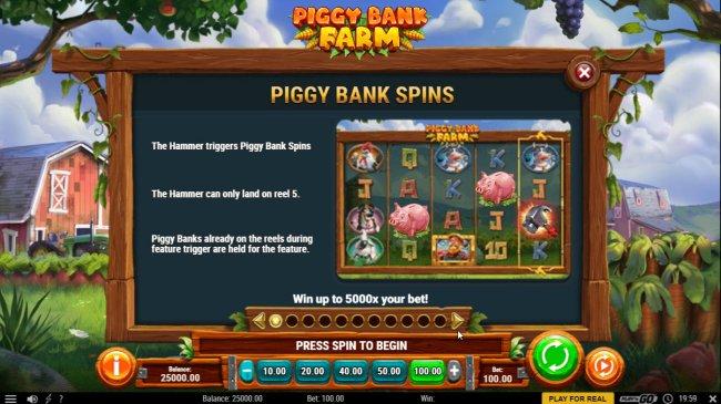 Free Slots 247 image of Piggy Bank Farm
