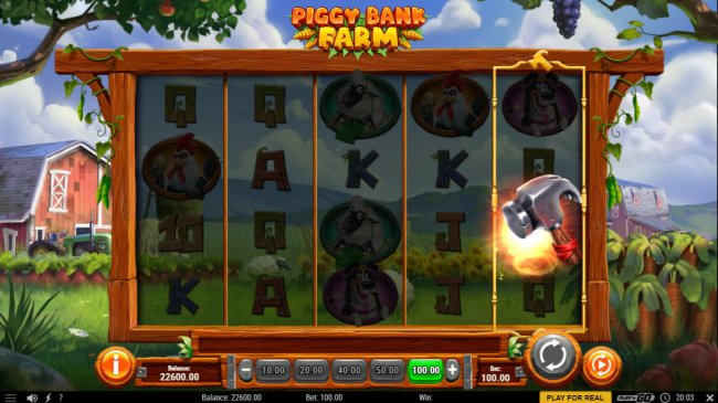 Piggy Bank Farm by Free Slots 247