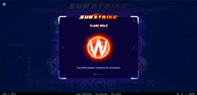 Images of Sunstrike
