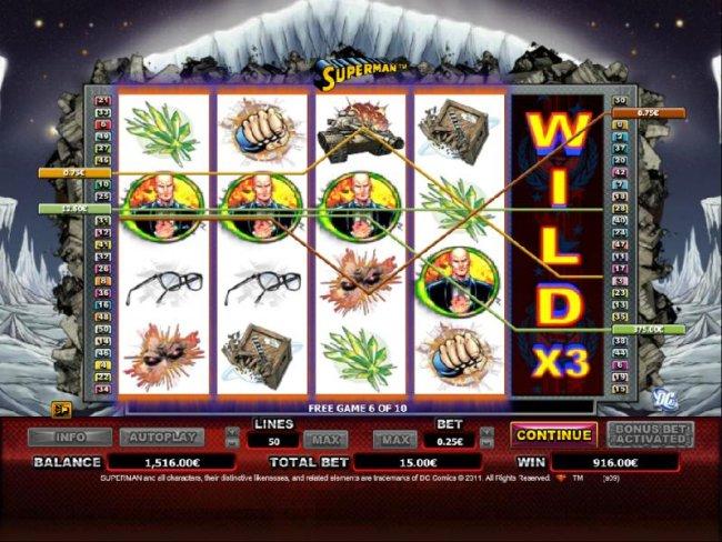 Biggest gambling wins