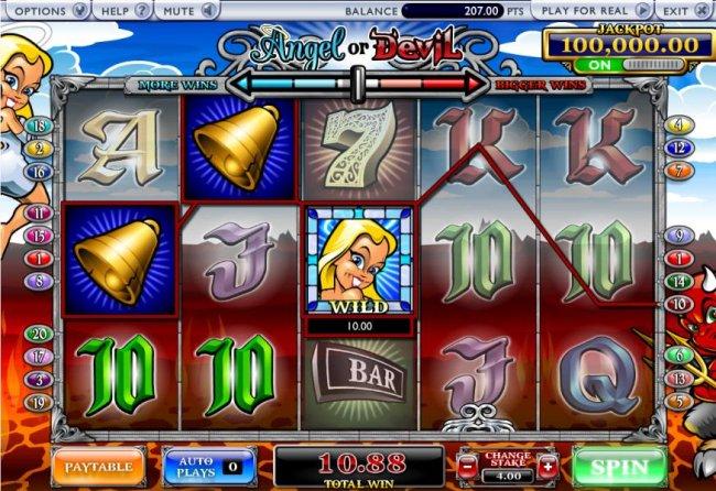 Angel or Devil by Free Slots 247