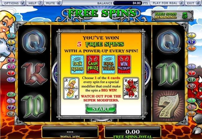 Free Slots 247 image of Angel or Devil