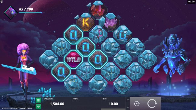 Respin feature respins all non-winning symbols by Free Slots 247