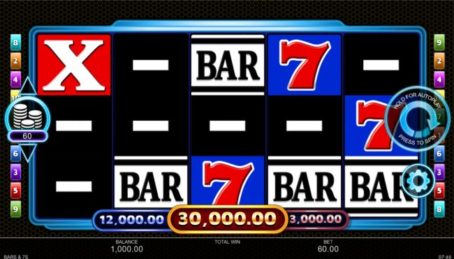 Base Game Screen by Free Slots 247