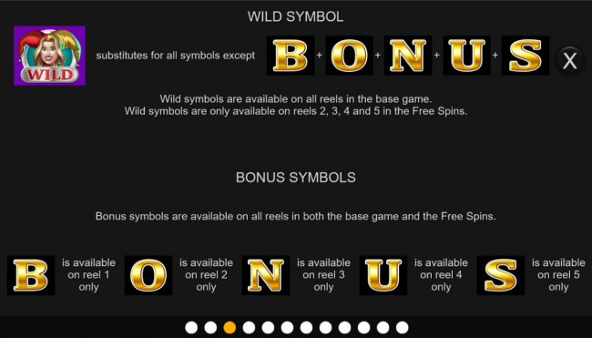 Free Slots 247 - Wild Symbol Rules