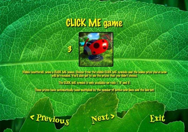 Bugs screenshot