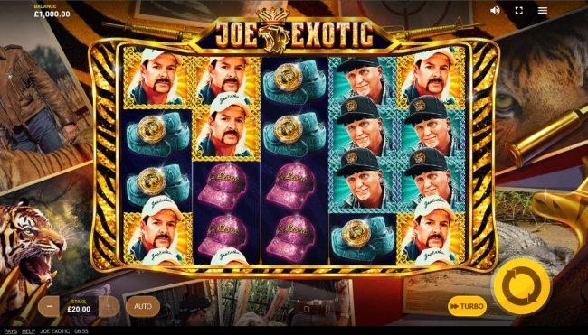 Joe Exotic by Free Slots 247