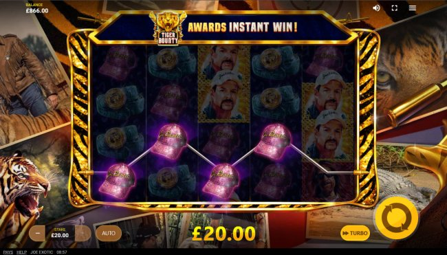 Free Slots 247 image of Joe Exotic