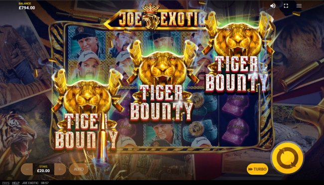 Joe Exotic screenshot
