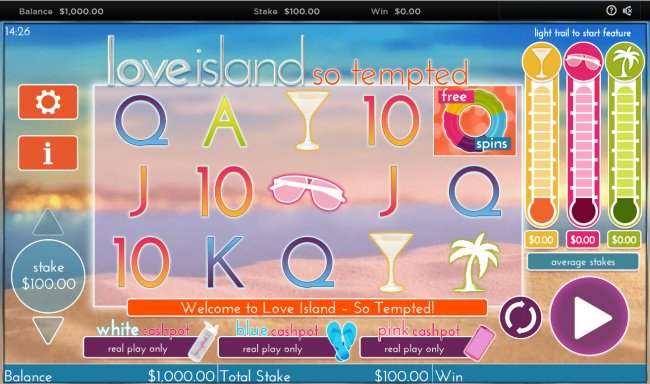 Free Slots 247 image of Love Island So Tempted