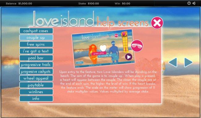 Love Island So Tempted screenshot