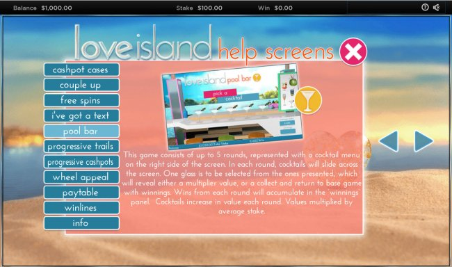Love Island So Tempted by Free Slots 247