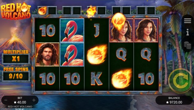 Free Slots 247 image of Red Hot Volcano