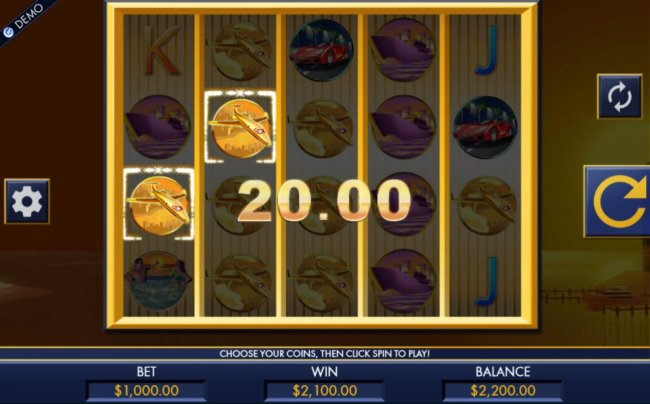 Rich Man's Toys by Free Slots 247