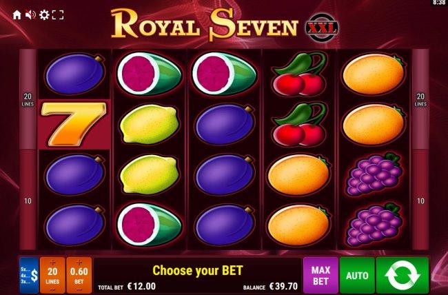 Royal Seven XXL by Free Slots 247