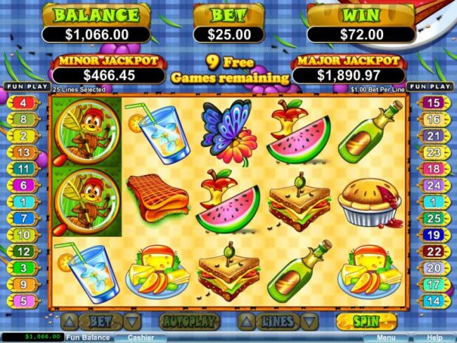 Free Slots 247 image of Small Fortune