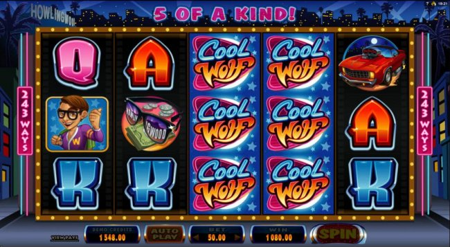 Five of a kind by Free Slots 247