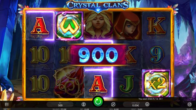Free Slots 247 image of Crystal Clans