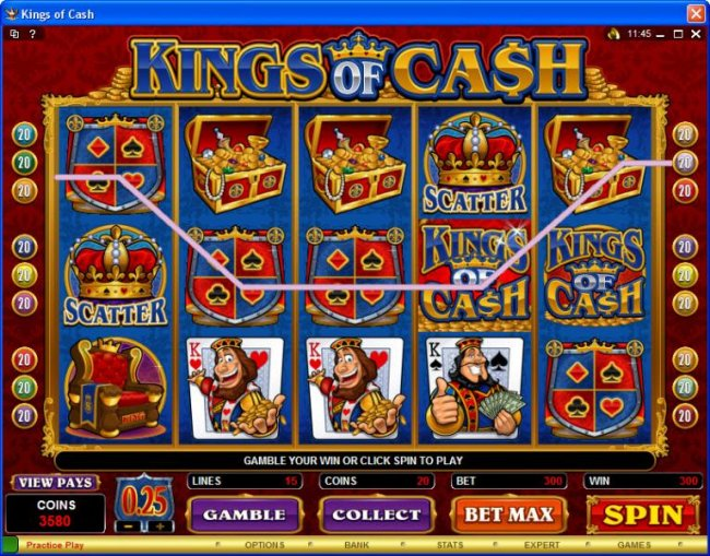 Kings of Cash by Free Slots 247