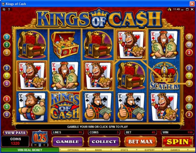 Images of Kings of Cash