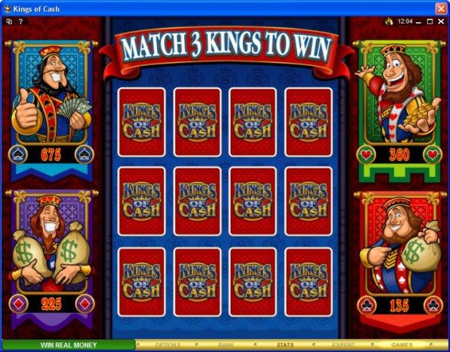 Kings of Cash by Free Slots 247