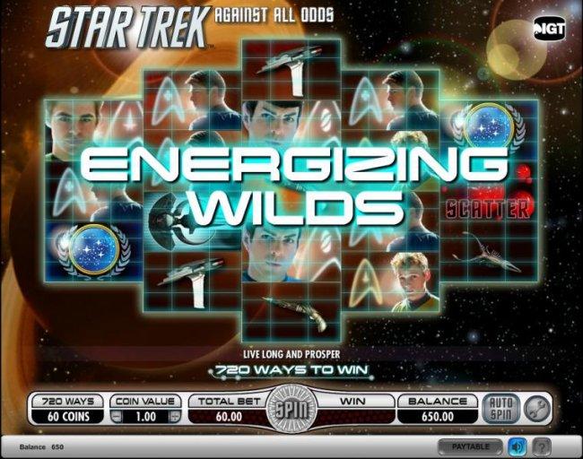 Images of Star Trek - Against All Odds