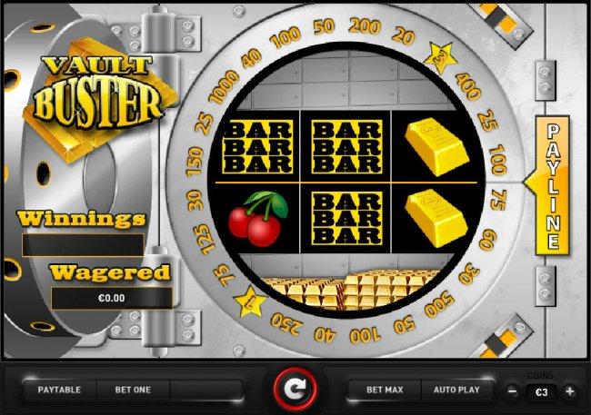 Vault Buster screenshot