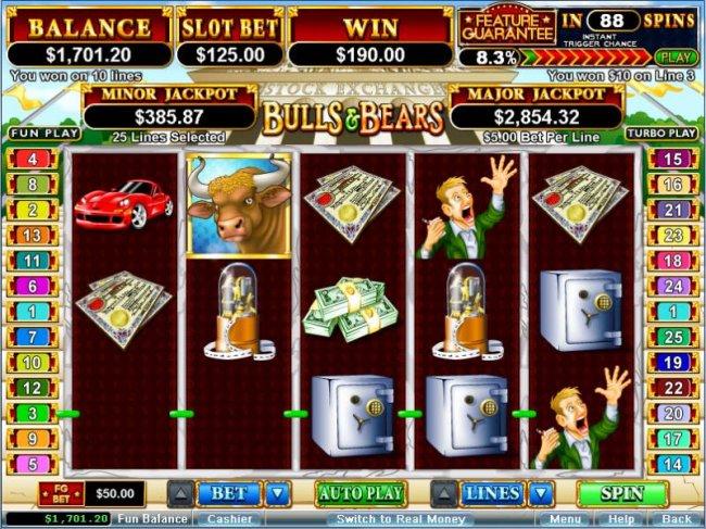 Bull Shot - Free Slots 247