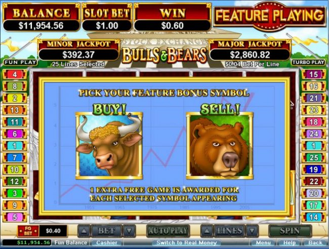 Bulls and Bears screenshot