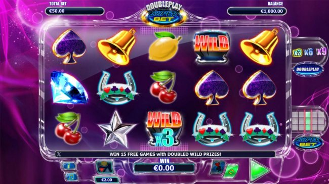 Double Play SuperBet by Free Slots 247