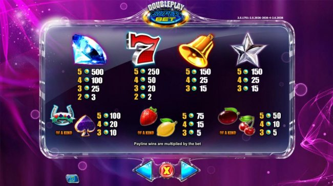 Free Slots 247 image of Double Play SuperBet