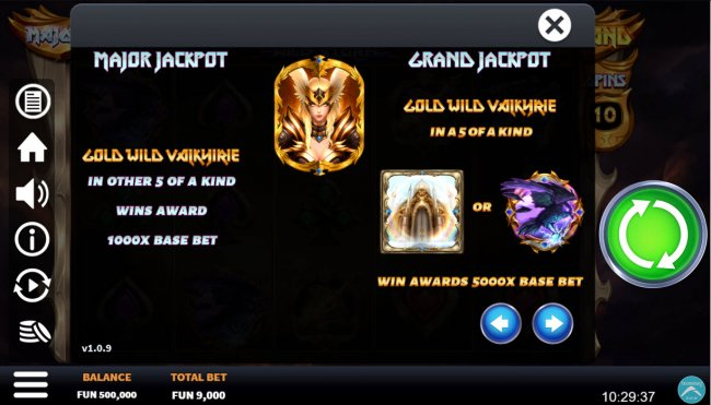 Free Slots 247 image of Valkyrie Wild Storm