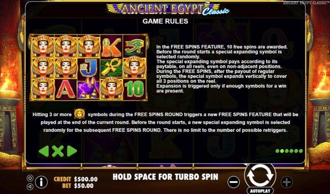 Ancient Egypt Classic screenshot